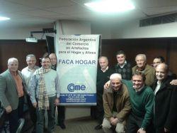 ACTIVIDADES DE FEDERACION ARGENTINA DEL COMERCIO EN ARTEFACTOS PARA EL HOGAR Y AFINES
