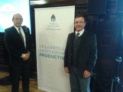 LANZAMIENTO DEL PROGRAMA DE DESARROLLO INSTITUCIONAL PRODUCTIVO (RIPRO)