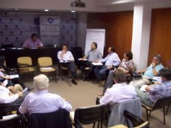 Reunión de Comisión de Directiva, Abril de 2015